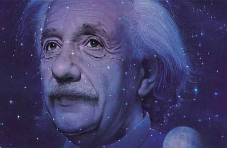 эйнштейн фото цветные